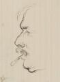Philip Wilson Steer, by Henry Tonks - NPG 3072(1)