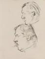 Philip Wilson Steer, by Henry Tonks - NPG 3072(6)