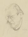 Philip Wilson Steer, by Henry Tonks - NPG 5088