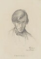 Frederic George Stephens, by Sir John Everett Millais, 1st Bt - NPG 2363