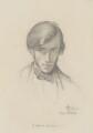 Frederic George Stephens, by Sir John Everett Millais, 1st Bt - NPG 2363