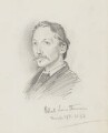 Robert Louis Stevenson, by Percy Frederick Seaton Spence - NPG 1184