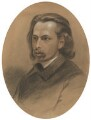 Unknown man, formerly known as Robert Louis Stevenson, by Unknown artist - NPG 2687