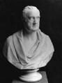 William Scott, Baron Stowell, by William Behnes - NPG 125