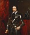 Thomas Wentworth, 1st Earl of Strafford, after Sir Anthony van Dyck - NPG 2960