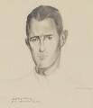 Leonard Alfred George Strong, by (Percy) Wyndham Lewis - NPG 5143