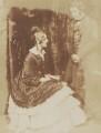 Lady Georgina Elizabeth Wharncliffe (née Ryder); John Stuart-Wortley, 2nd Baron Wharncliffe, by David Octavius Hill, and  Robert Adamson - NPG P6(102)