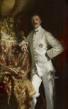 Sir Frank (Athelstane) Swettenham, by John Singer Sargent - NPG 4837