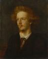 Algernon Charles Swinburne, by George Frederic Watts - NPG 1542