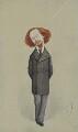 Algernon Charles Swinburne, by Carlo Pellegrini - NPG 2216