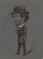 Algernon Charles Swinburne, by Alfred Bryan - NPG 3016