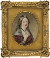 Emily Caroline (née Paget), Countess Sydney, by William Egley - NPG 6301