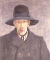Arthur William Symons, by Rudolf Helmut Sauter - NPG 4172