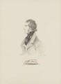 Charles Augustus Bennet, 6th Earl of Tankerville, by Alfred, Count D'Orsay - NPG 4026(56)