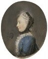 Anna Grenville-Temple (née Chamber), Countess Temple, by Hugh Douglas Hamilton - NPG 246