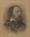 Alfred, Lord Tennyson, by M. Arnault, after a photograph by  John Jabez Edwin Mayall - NPG 970