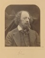 Alfred, Lord Tennyson, by Julia Margaret Cameron - NPG P124