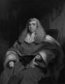 Charles Abbott, 1st Baron Tenterden, by John Hollins, after  William Owen - NPG 481