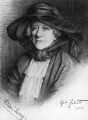 Ellen Terry, by Cyril Roberts - NPG 3662
