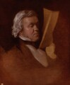 William Makepeace Thackeray, by Samuel Laurence - NPG 725