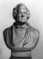 William Makepeace Thackeray, by Joseph Durham - NPG 495