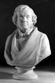 William Makepeace Thackeray, by Nevill Northey Burnard - NPG 738