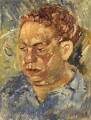 Dylan Thomas, by Gordon Stuart - NPG 4274