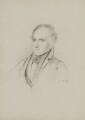 Sir Edward Thomason, by William Brockedon - NPG 2515(73)