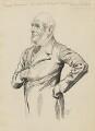 George Thompson, by Harry Furniss - NPG 3523