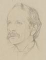 Sir Joseph John Thomson, by Sir William Rothenstein - NPG 4796