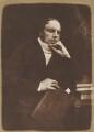 Joseph Thorburn, by David Octavius Hill, and  Robert Adamson - NPG P6(76)