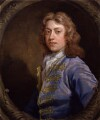 Unknown man, formerly known as Sir James Thornhill, by John Closterman - NPG 1261