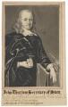 John Thurloe, by John Bulfinch, after  Unknown artist - NPG 4248