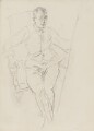 Henry Tonks, by Henry Tonks - NPG 3072(5)
