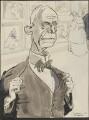 Henry Tonks, by Ernest Heber Thompson - NPG 5089