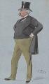 Arthur Loftus Tottenham, by Sir Leslie Ward - NPG 4748