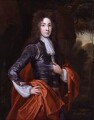 Charles Townshend, 2nd Viscount Townshend, by Sir Godfrey Kneller, Bt - NPG 1363