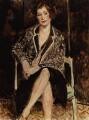 Violet Trefusis (née Keppel), by Jacques-Emile Blanche - NPG 5229