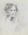 Edward John Trelawny, by Bryan Edward Duppa - NPG 2883