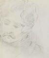 Edward John Trelawny, by Sir Edwin Henry Landseer - NPG 2886