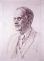 George Macaulay Trevelyan, by Francis Dodd - NPG 4287
