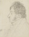 Joseph Mallord William Turner, by Charles Robert Leslie - NPG 4084