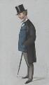 William Montagu Hay, 10th Marquess of Tweeddale, by Carlo Pellegrini - NPG 4750