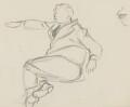 Peter Ustinov, by Sir David Low - NPG 4529(375)