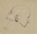 Thomas Uwins, by Charles Hutton Lear - NPG 1456(12)