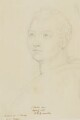 John Varley, by William Blake - NPG 1194