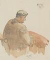Ralph Vaughan Williams, by Sibella Bonham-Carter - NPG 5022