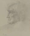 Ralph Vaughan Williams, by Joy Finzi (Joyce Amy) - NPG 4086