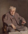 Ralph Vaughan Williams, by Sir Gerald Kelly - NPG 4829