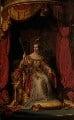 Queen Victoria, replica by Sir George Hayter - NPG 1250